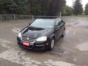 2006 Volkswagen Jetta TDI DIESEL Sedan Safety and E-tested London Ontario image 1