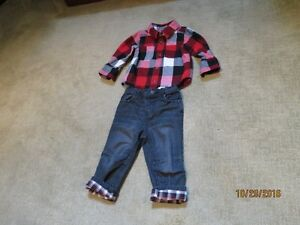 Baby Boy 24 months outfit