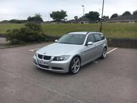 """*SOLD* 2008 BMW 325i SE Touring, (19"""" wheels, full service history)"""
