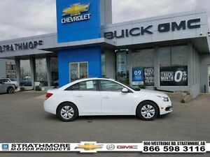 2016 Chevrolet Cruze Limited Low Km-Sunroof-Remote start-Camera.