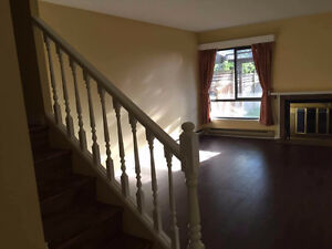 Two floor townhouse for rent near Richmond centre