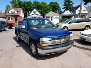 **AS-IS SPECIAL** 2002 Chevy Silverado