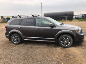 2016 Dodge Journey Crossroad AWD | Nav, DVD, Htd.Seats