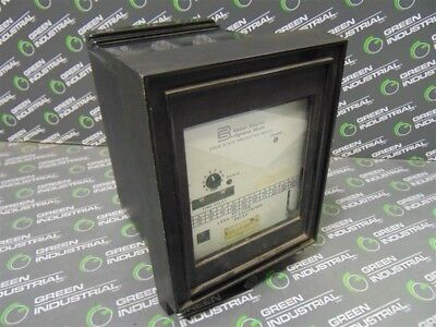 Used Basler Electric Be1-40q Loss Of Excitation Relay Module