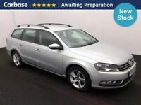 2014 VOLKSWAGEN PASSAT 1.6 TDI Bluemotion Tech S 5dr Estate