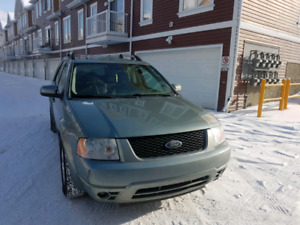 2007 Ford Freestyle 8 seats LIMITED / LOADED