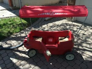 Step 2 Wagon with Canopy - excellent condition!