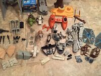 Looking for vintage toys in the Flatbush and Slave lake area