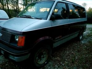 Chevrolet Astro (Ext) For Sale