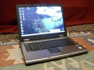 Laptop Toshiba Tecra A8 intel Core2 Ordinateur Portable Win7