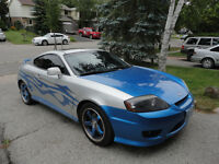 2006 Hyundai Tiburon Coupe (2 door)