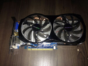 Gigabyte GTX 650Ti Video Card