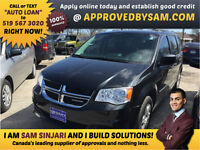 2011 Dodge Grand Caravan - Better Quality, Prices and Approvals.