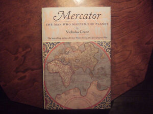 mercator-the man who mapped the planet by nicholas crane