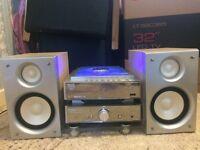 HITACHI MINI HIFI CD MP3 DIGITAL DAB RADIO PLAYERS