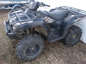 PARTING OUT 2007 Kawasaki Brute Force 750