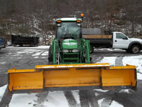 2013 7'-11' Expandable Hydraulic Snow Plow Blade
