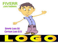 I will design very unique logo for you