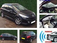 2008 Peugeot 207 SW 1.6 HDi Outdoor 5dr