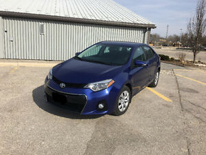 2014 Toyota Corolla Sport Sedan Kitchener / Waterloo Kitchener Area image 1