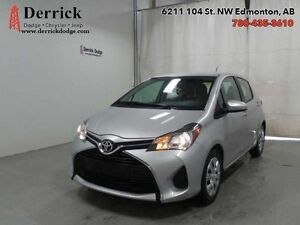 2015 Toyota Yaris   Used 4Dr LE Power Group A/C $81.98 B/W