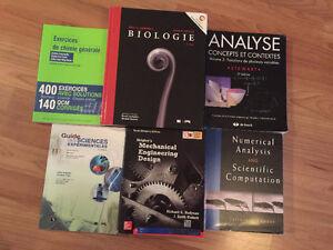 Livres Cégep-Université
