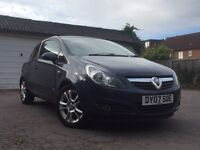 2007 Vauxhall Corsa 1.2 16v 3DR - BARGAIN- Ready to drive away PX/SWAP