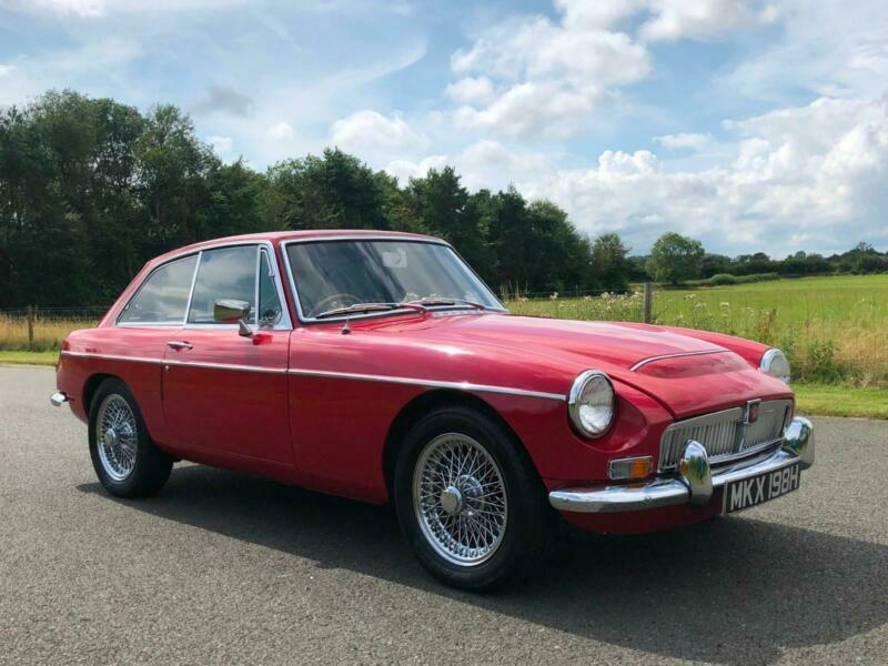 1969 MGC GT Man/Od  Restored To A Very High Standard  Absolutely Stunning   | in Northampton, Northamptonshire | Gumtree
