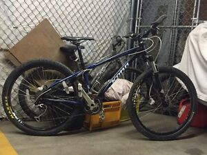 Kona axis hard tail mountain bike small