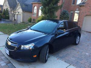 2014 Chevrolet Cruze LT 1.4L Turbo $11,500