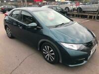2013 Honda Civic 1.6 i-DTEC EX 5dr HATCHBACK Diesel Manual
