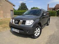 Nissan Navara 2.5dCi Pickup King Cab SE***1 OWNER FROM NEW**