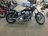 Haley Dyna Wide Glide 1340 1994