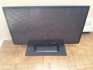 """50"""" LG Plasma (Picture not working)"""