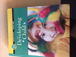 The Developing Child Textbook