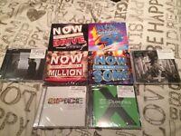 Brand new CD's