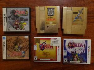 7 Legend of Zelda Games