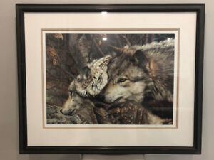 Carl Brenders - Framed and Signed Limited Edition Prints