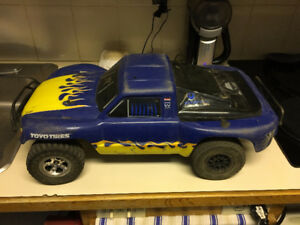 Traxxas Slash 2wd LCG chassis velineon brushless artr