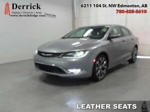 2016 Chrysler 200 C  - $181.94 B/W