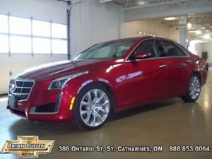 2014 Cadillac CTS PERFORMANCE AWD