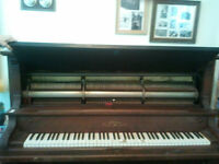 Old Bell Upright Piano Price is OBO