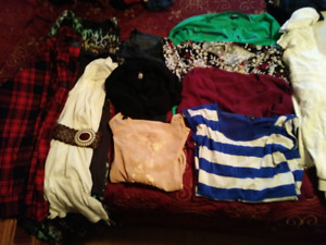 Ladies Assorted Clothing