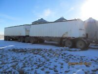 kenworth and lode king trailers