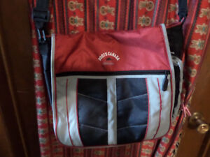 Messenger Bag by Roots Canada
