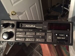 1992 Acura Integra Radio