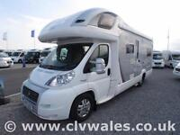 Swift Kon-Tiki 645 *** LOW MILEAGE *** Motorhome MANUAL 2009
