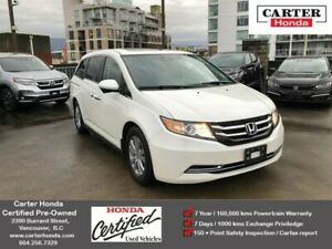 2017 Honda Odyssey EX-L w/RES + CERTIFIED + YEAR-END CLEAROUT!