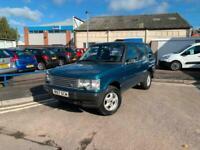 1997 Land Rover Range Rover 2.5 DSE 4dr Auto ESTATE Diesel Automatic