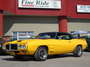 1969 Pontiac Firebird Convertible **ABSOLUTELY NEW!!!**